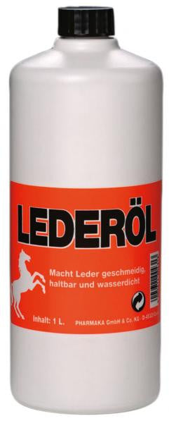 BUSSE Leather Care LEDERÖL  - Eqclusive