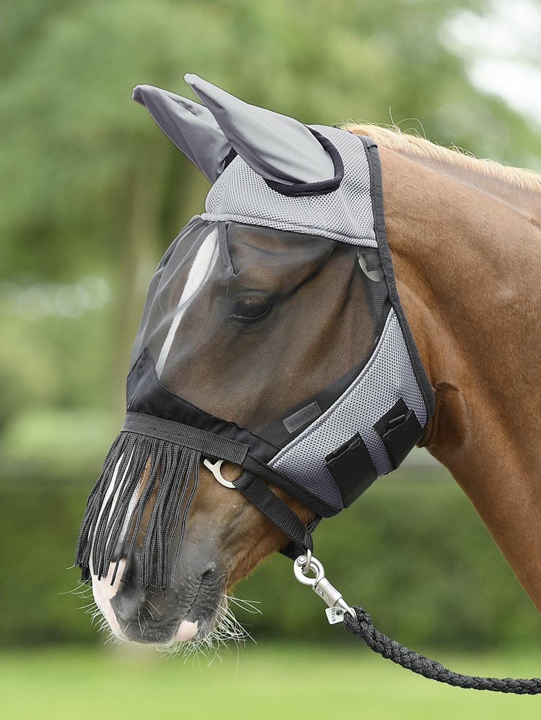 BUSSE Fly Mask FLY COVER FRANSEN