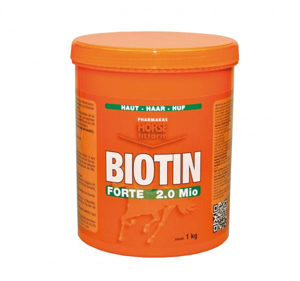 BUSSE BIOTIN HUF-FIT-FORTE  - Eqclusive