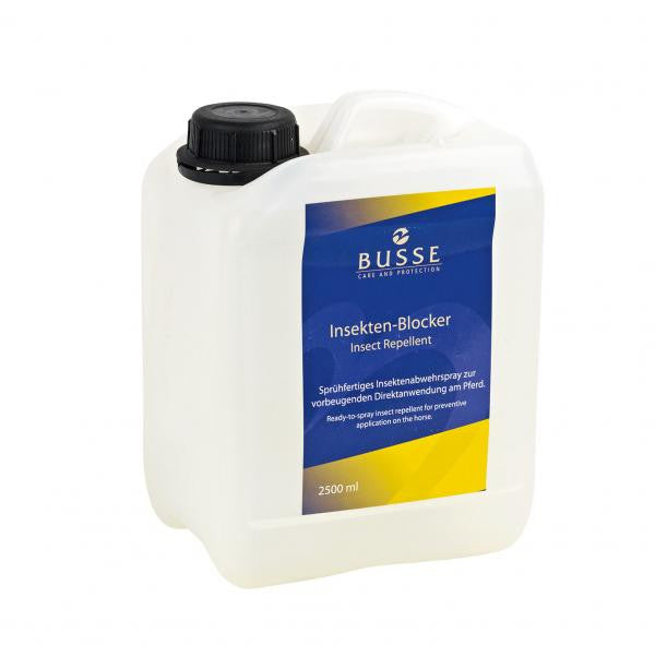 BUSSE Insect Repellent INSEKTEN-BLOCKER 2500 ml - Eqclusive  - 2