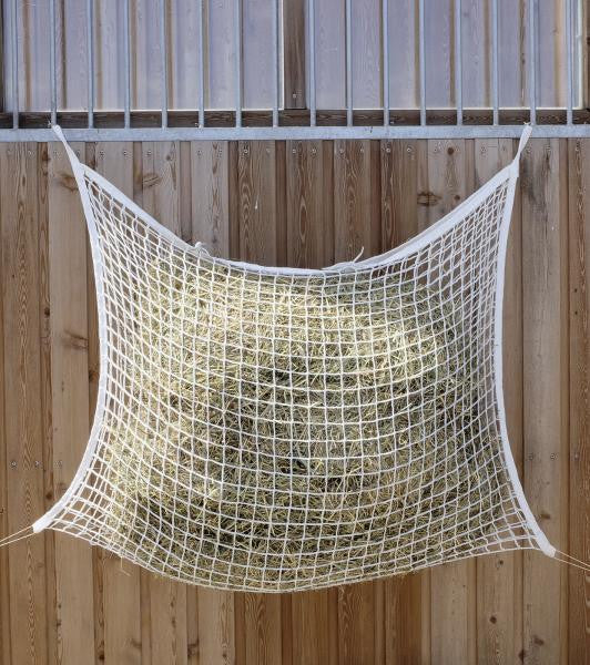 BUSSE Hay Net SQUARE 120x90 / White - Eqclusive  - 1