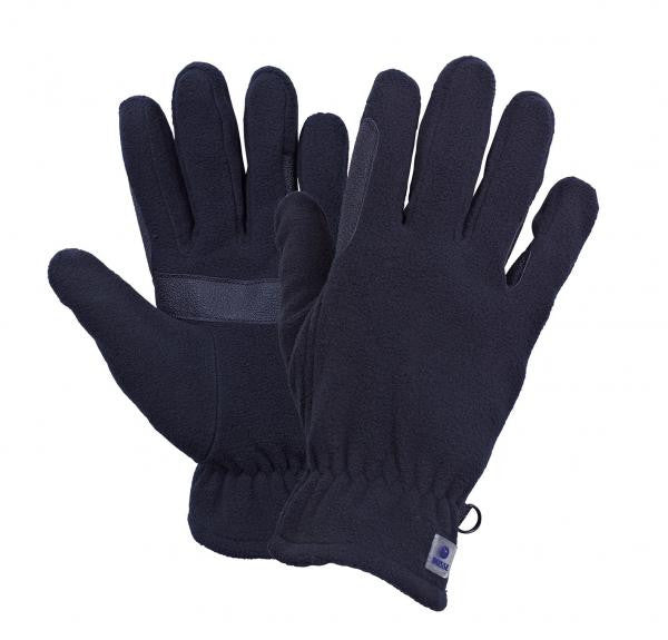 BUSSE Winter Gloves LEEVI Kids S / Navy - Eqclusive  - 3