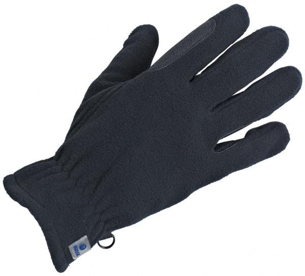 BUSSE Winter Gloves LEEVI Kids S / Black - Eqclusive  - 1