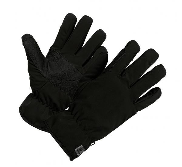 BUSSE Winter Gloves LUKA Kids S / Black - Eqclusive  - 1