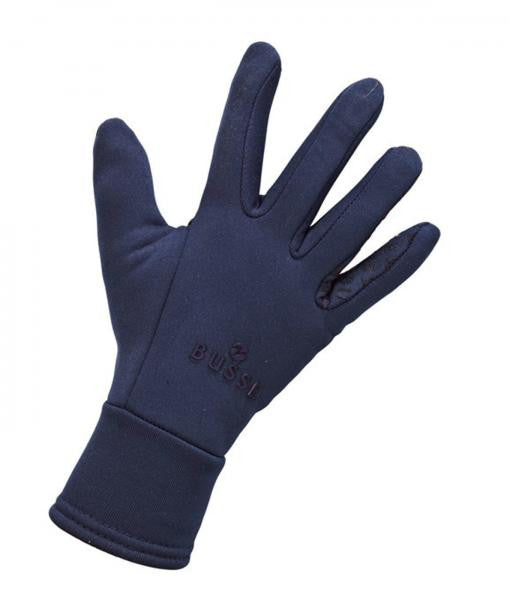 BUSSE Winter Gloves LARS C_M / Navy - Eqclusive  - 4