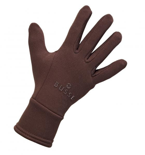 BUSSE Winter Gloves LARS C_M / Brown - Eqclusive  - 3