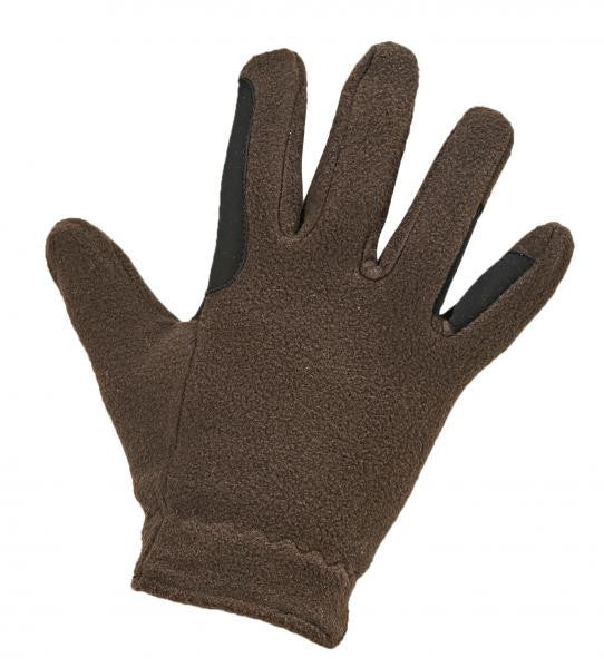 BUSSE Winter Gloves EMIL C_S / Brown - Eqclusive  - 4
