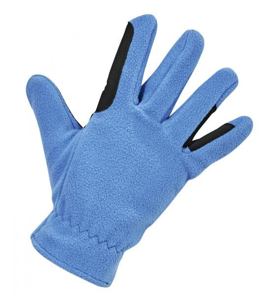BUSSE Winter Gloves EMIL C_S / Bonnie Blue - Eqclusive  - 5