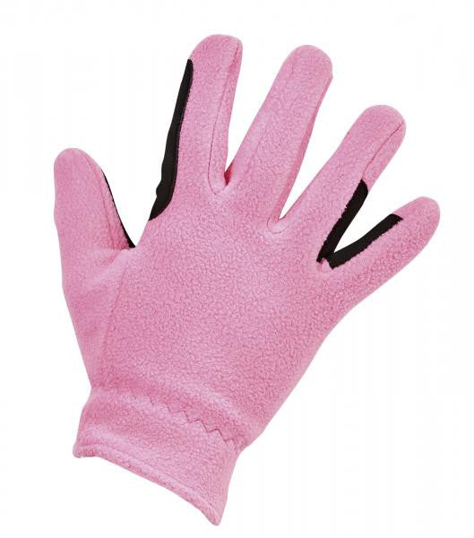 BUSSE Winter Gloves EMIL C_S / Candy Pink - Eqclusive  - 1