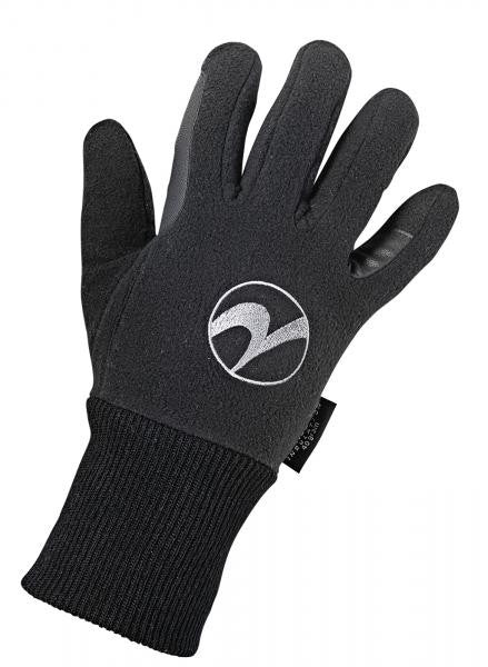 BUSSE Winter Gloves LUTZ XS / Black - Eqclusive  - 1