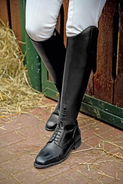 BUSSE Riding-Boots PARIS, black  - Eqclusive  - 2
