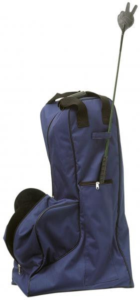 BUSSE Tall Boot Bag MILANO  - Eqclusive