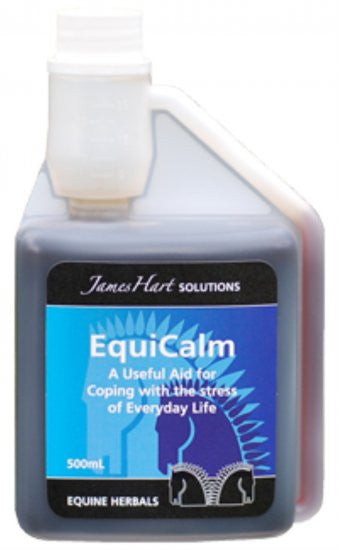 James Hart EquiCalm 500ml  - Eqclusive