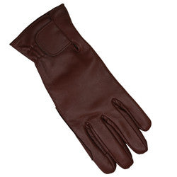 HAUKESCHMIDT DRIVERS DREAM Driving Gloves 6.5 / Mocha - Eqclusive