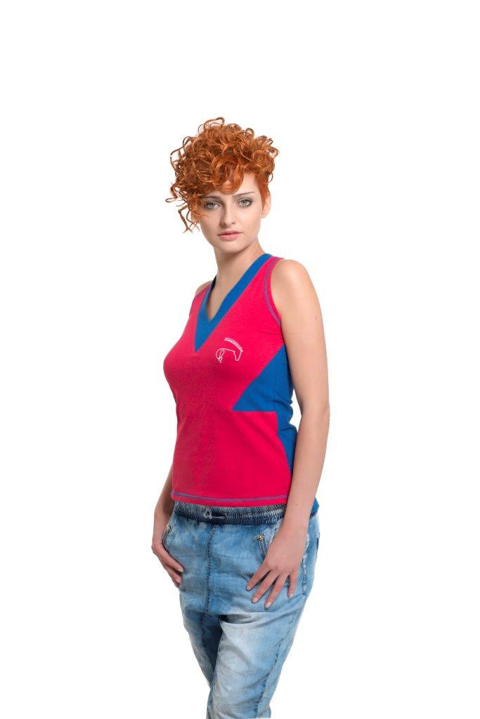 OF HORSE Oh aim for the stars extreme tank top  - Eqclusive  - 3