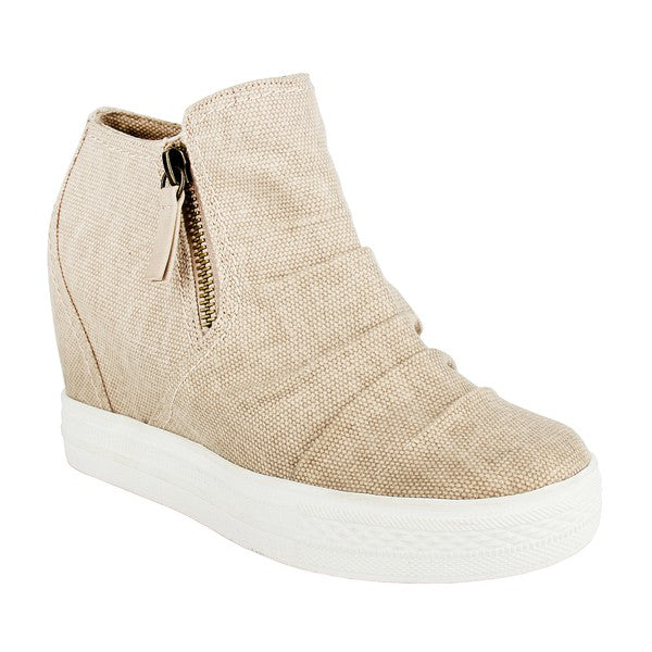 Arabelle Wedge Sneaker