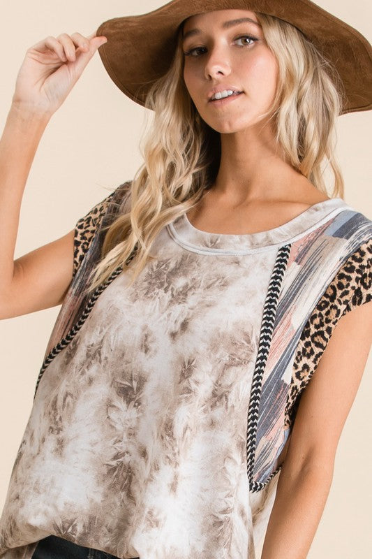 Mel Mix & Match Top