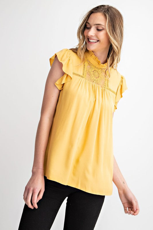 Sunshine Blouse