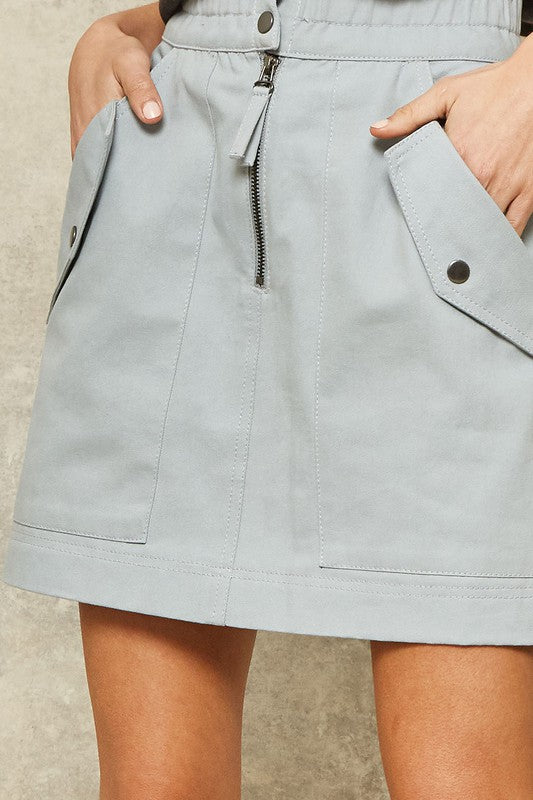 Kennedy Mini Skirt