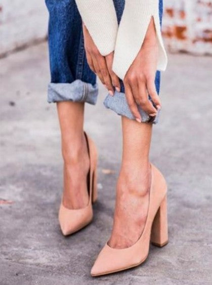 Bellflower Heels
