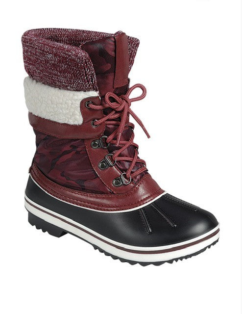 Afton Winter boot