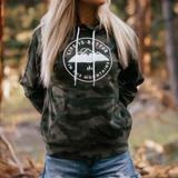 Life is Better Camo - Unisex Hoodie