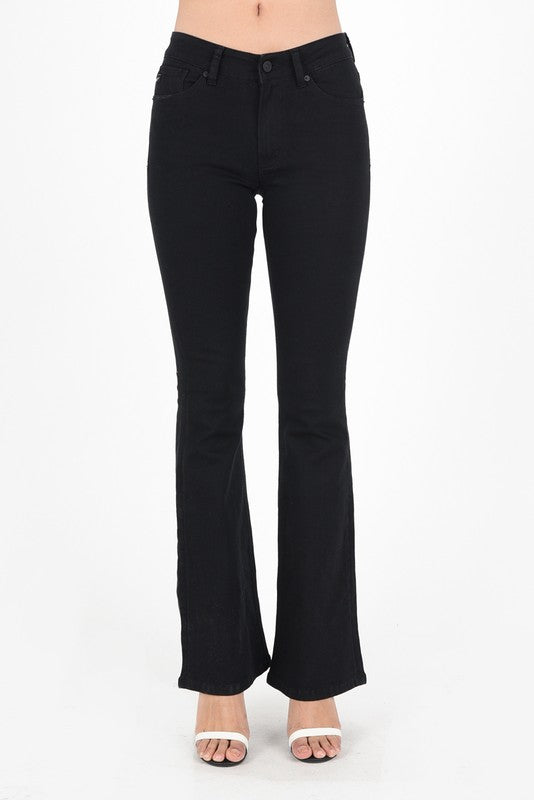 Emily Bootcut Black Denim