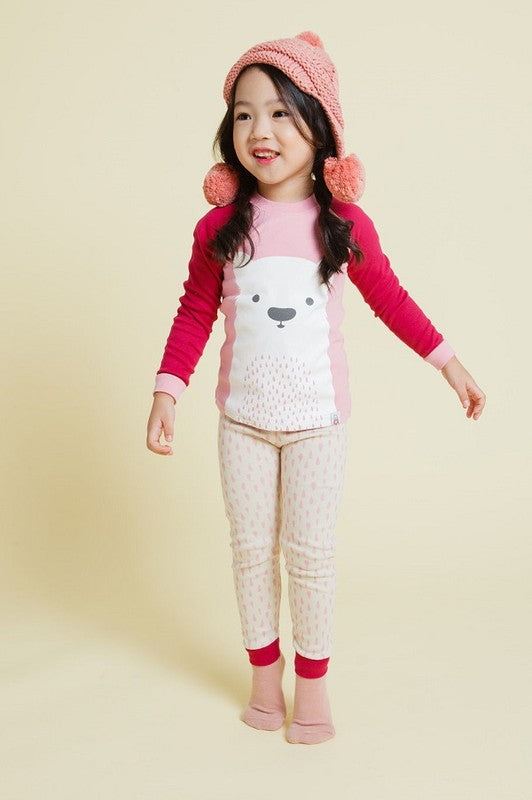 Polar Friend Long Sleeve PJ's