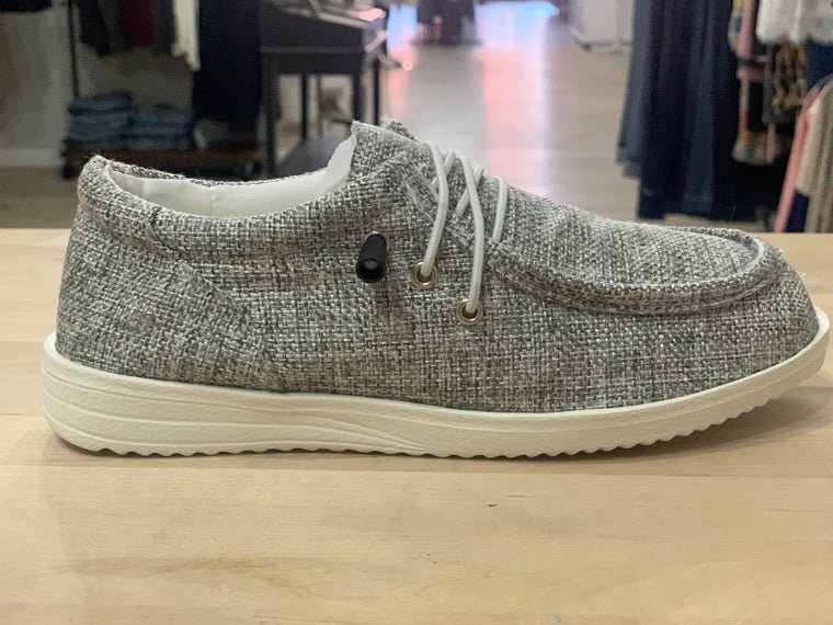 Casual Canvas Sneaker