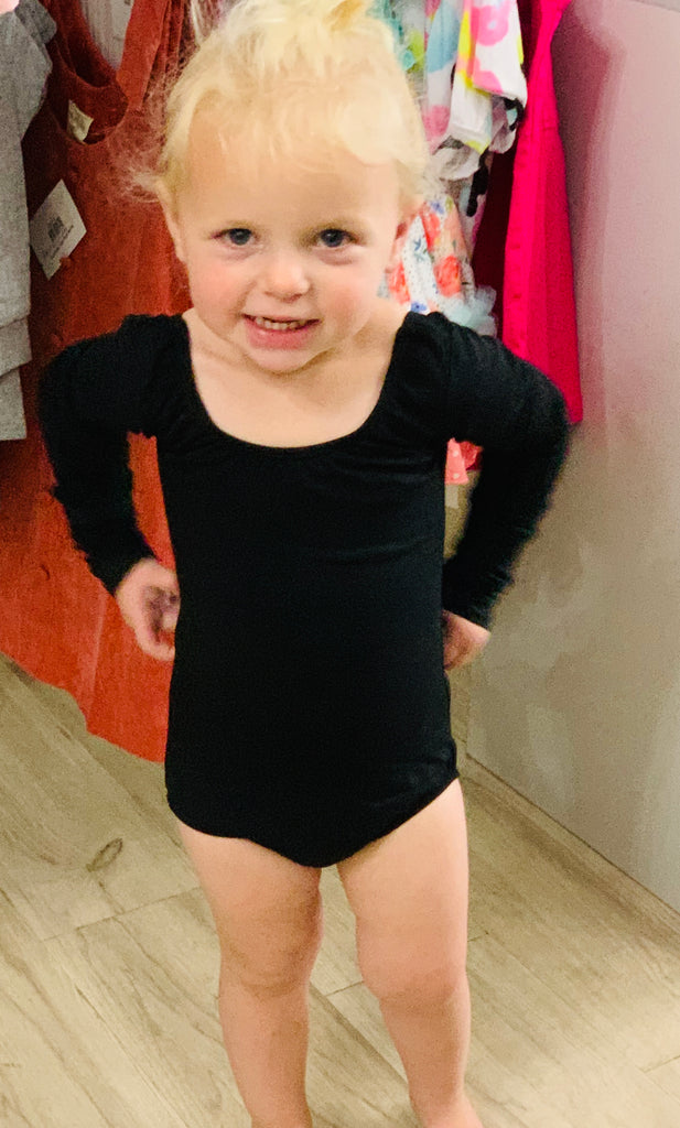 Little Sora Leotard