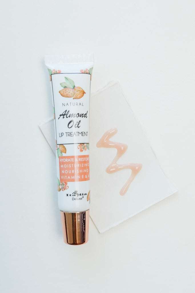 So Kissable Lip Gloss With Almond Oil