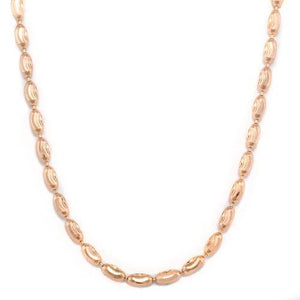 "16"" 1.8mm OVALINA CHAIN IN 14K GOLD"