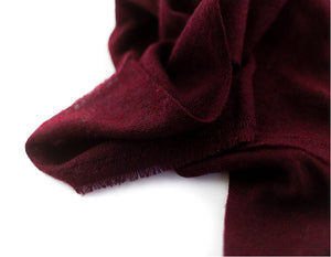 Cashmere Scarf Berry