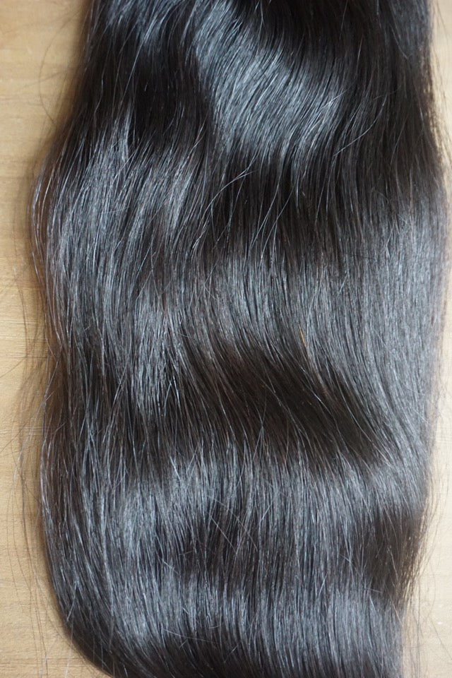 100% VIRGIN NATURAL STRAIGHT