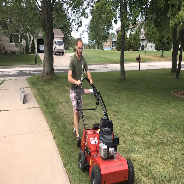 Meet Shawn Wayne (DIY Dad) and Lawn Care Guru