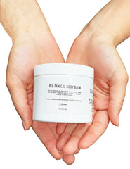 Bee-tanical Body Balm Cream for body and hands