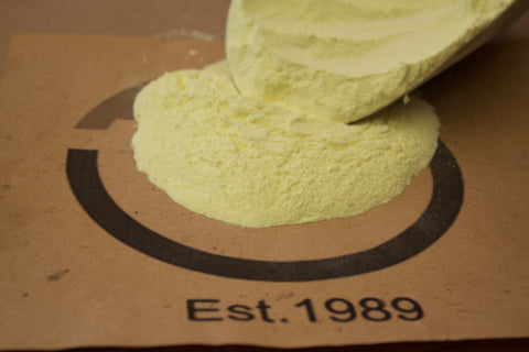 Sulfur powder micronized - organic