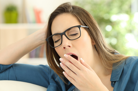 Fatigue from low omega 3's