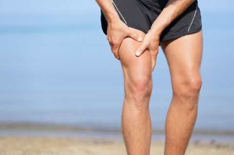Leg Cramps from Magnesium Deficiency