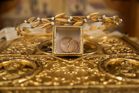 How to remind gold with urea gold jewelry gold ring