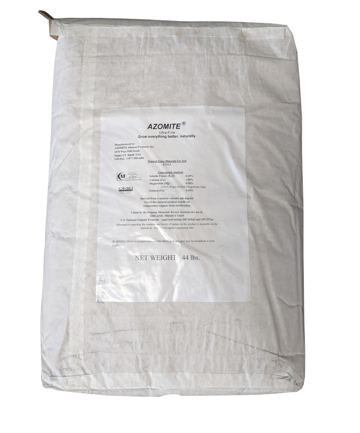 Organic Azomite Powder Fertilizer 0-0-0.2 (Ultra Fine)
