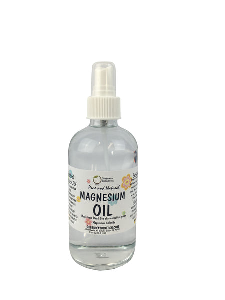 Magnesium Oil Spray Made from Dead Sea Magnesium Chloride