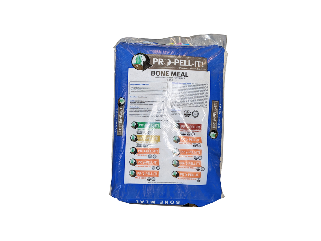 Organic Bone Meal Fertilizer 3-15-0 50 Pounds