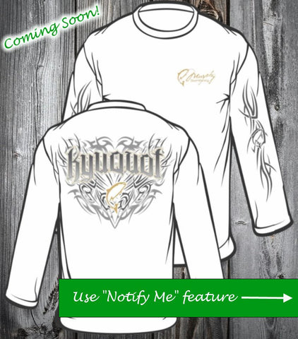Kyuquot Long Sleeve White Jersey