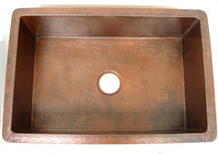 Copper Kitchen sink Model CS-0151