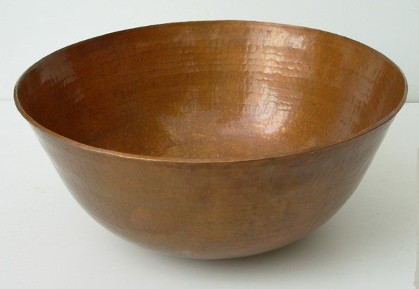 Vessel Copper sink Model CS-0136