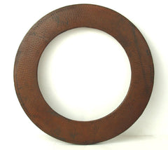 Round Copper Frame Model CA-0011