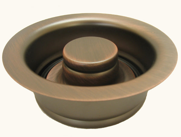 Garbage Disposal drain clear brown