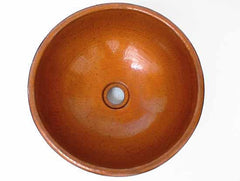 Vessel Copper Bathroom Sinks