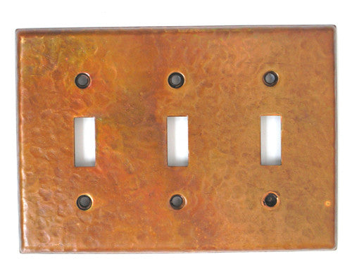 Triple Switchplate